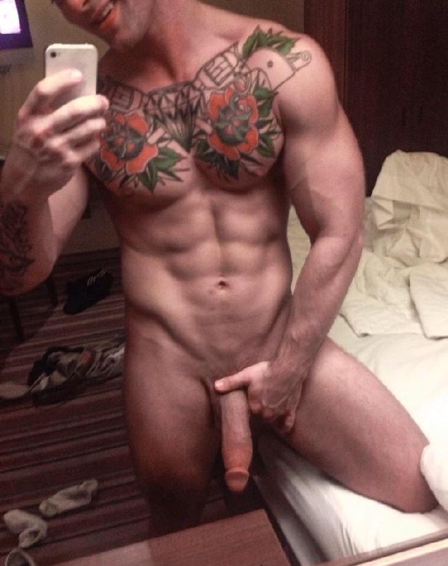 Hard Muscle Cock